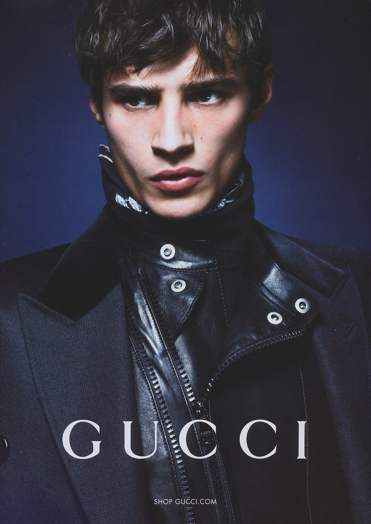 Adrien Sahores0001_FW13-14 GUCCI(GQ Japan No.125 October 2013)