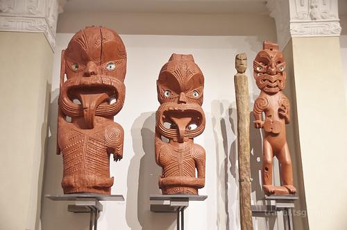 【写真】世界一周 : オークランド博物館