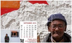 ll  Om Mani Padma Hum  ll - wallpaper calendar for september 2015
