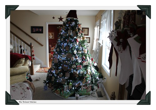 2014 Christmas Tree_Back Shot