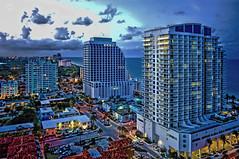 Fort Lauderdale Beach, Florida, U.S.A.