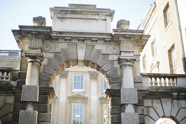 Somerset House What Olivia Did