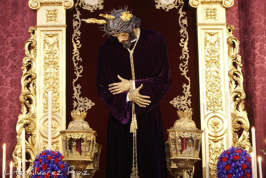 Besapiés - Nuestro Padre Jesús de las Penas (San Roque) - Enero 2015