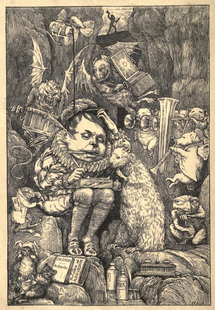 ec1b293f7a Lewis Carroll and The Hunting of the Snark – The Public Domain Review