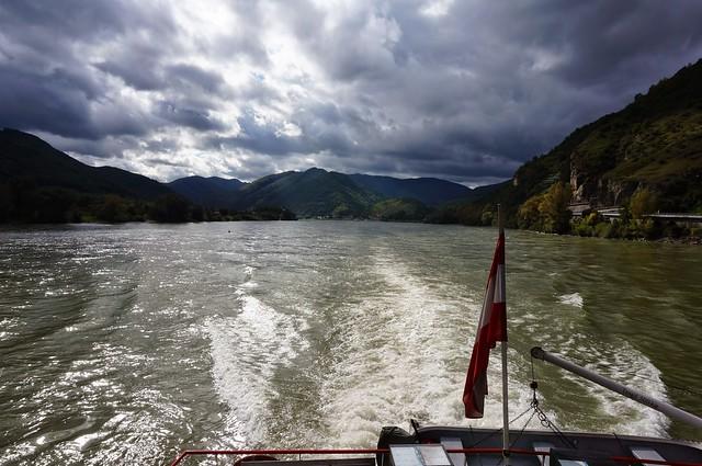 オーストリア旅行記:ヴァッハウ渓谷 (Wachau)