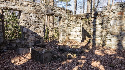 Building ruins - 2