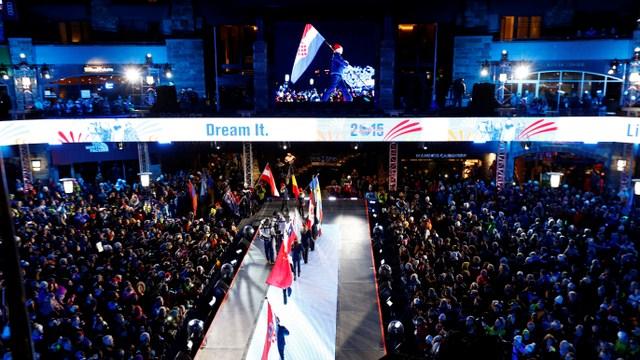 Opening Ceremonies 2015 Worlds