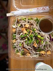 Sweet Home Waimanalo - Soba Salad
