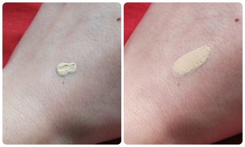 GOSH X-Ceptional Wear Foundation Review
