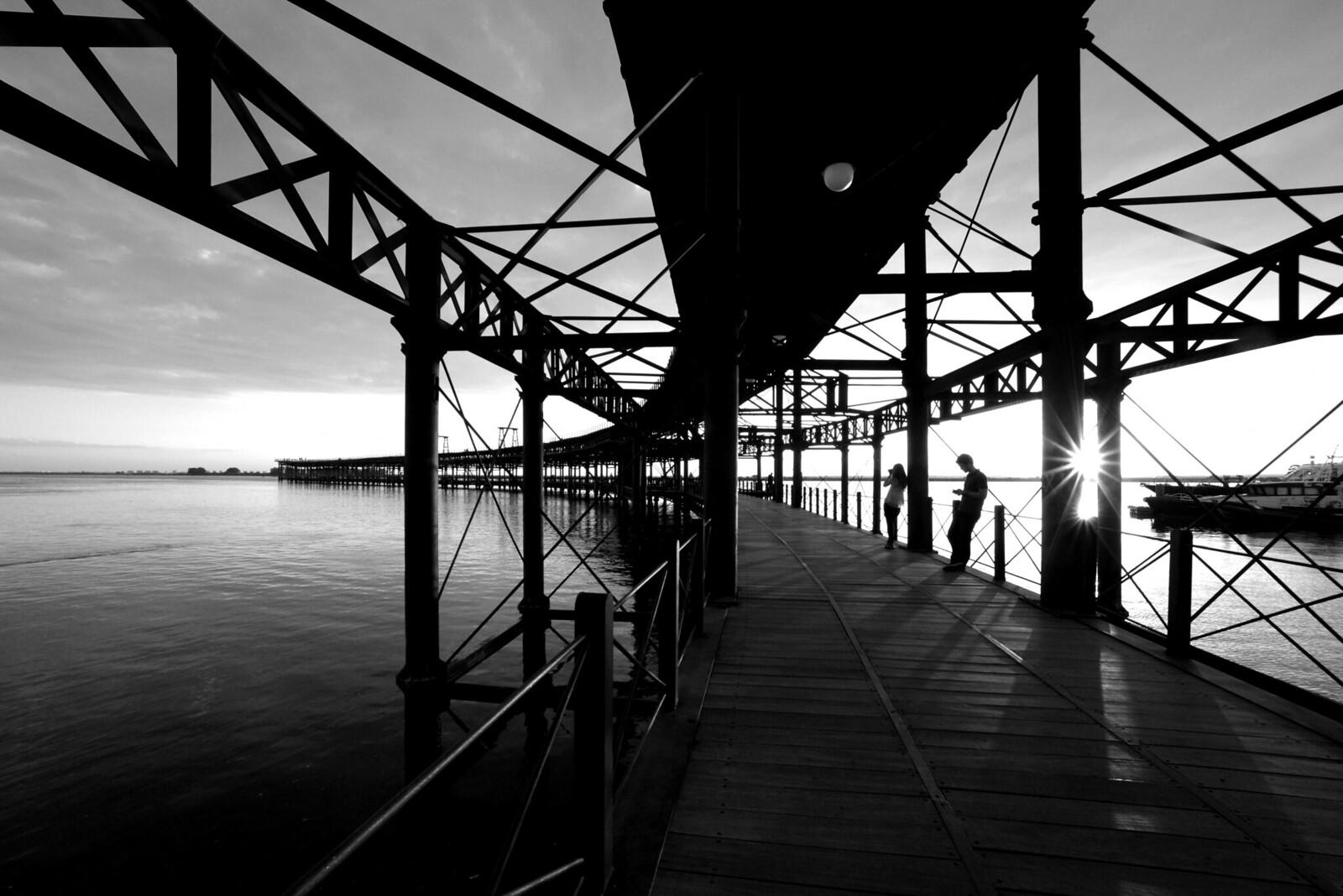 Muelle de Huelva