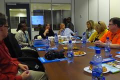 Rotary International Advocacy Group visits UNICEF Ethiopia