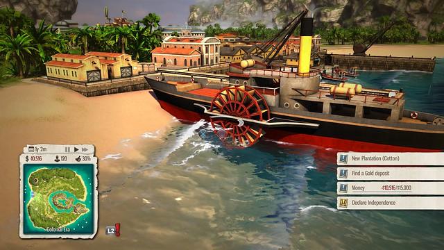 Tropico 5 on PS4