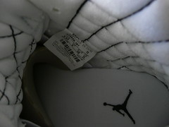 Air Jordan XXI (GS) OG white/metallic silver-black 2006 DeadStock - NEW WITH BOXSize 5.5 Y STYLE: 313039 101