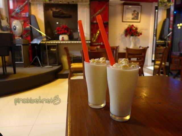 Durian Shake at Iliganon Cafe & Restobar in Iligan City, Philippines
