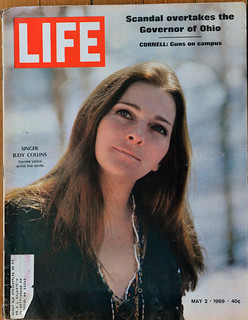 LIFE magazine cover - Judy Collins - May 2 1969