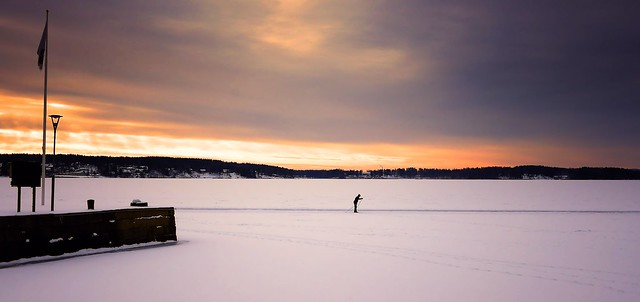 What to do a dark winter day in Arvika, Sweden