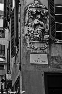 Genova: Via di Scurreria (1)
