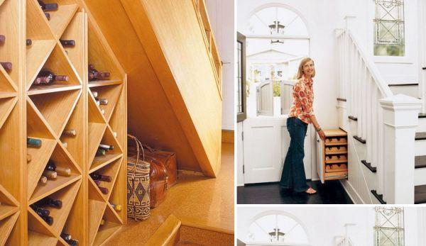 Thiết kế cầu thang thông minh cho những căn nhà diện tích khiêm tốn-Phần 3