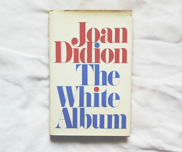 vivatramp joan didion the white album second hand book haul book review uk