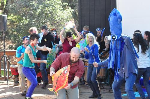 Holy Mackerels dance