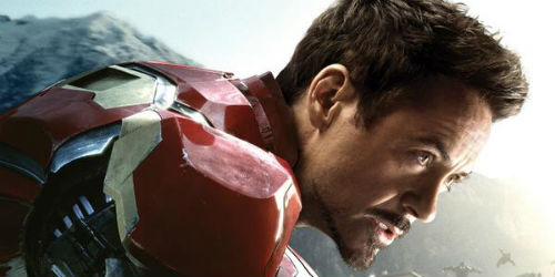 Iron Man gets his first Avengers: Age of Ultron characters Poster