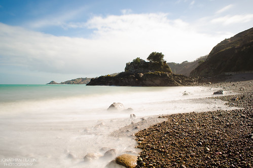 longexposure sea nature landscape bay nikon cliffs jersey channelislands d5100