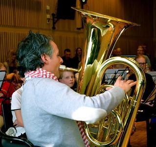 Hans Nordström i solisttävlingen