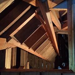 ¿Estoy arriba o abajo de la escalera?