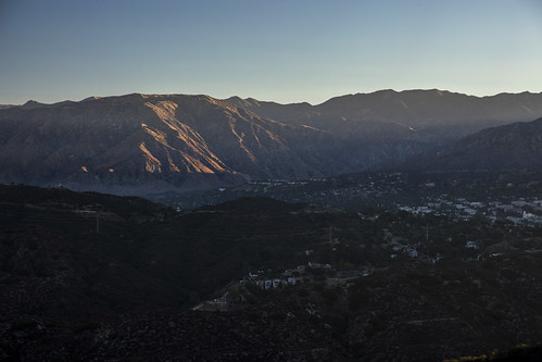 Crescenta Highland - Mt. Lukens foothills