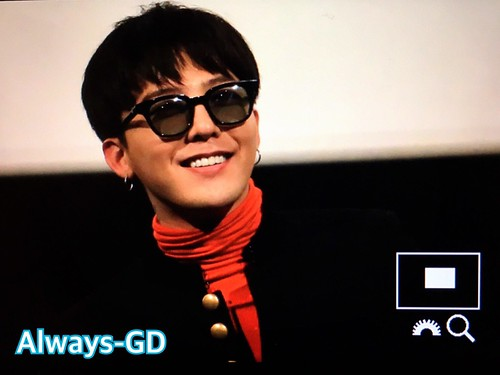 Big Bang - Movie Talk Event - 28jun2016 - Always GD - 05