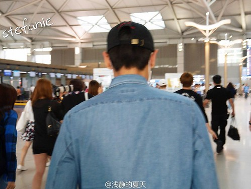 BIGBANG Departure Seoul Incheon to Foshan 2016-06-10 (12)