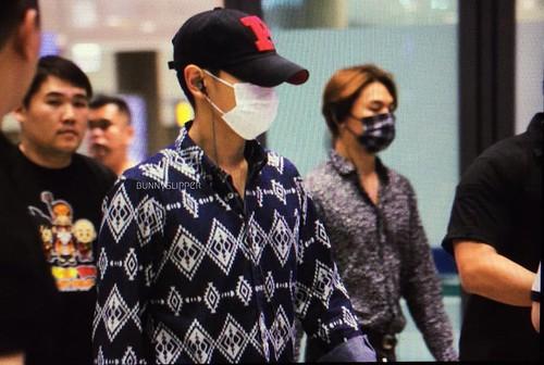 BIGBANG Arrival Seoul from Dalian 2016-06-26 (32)