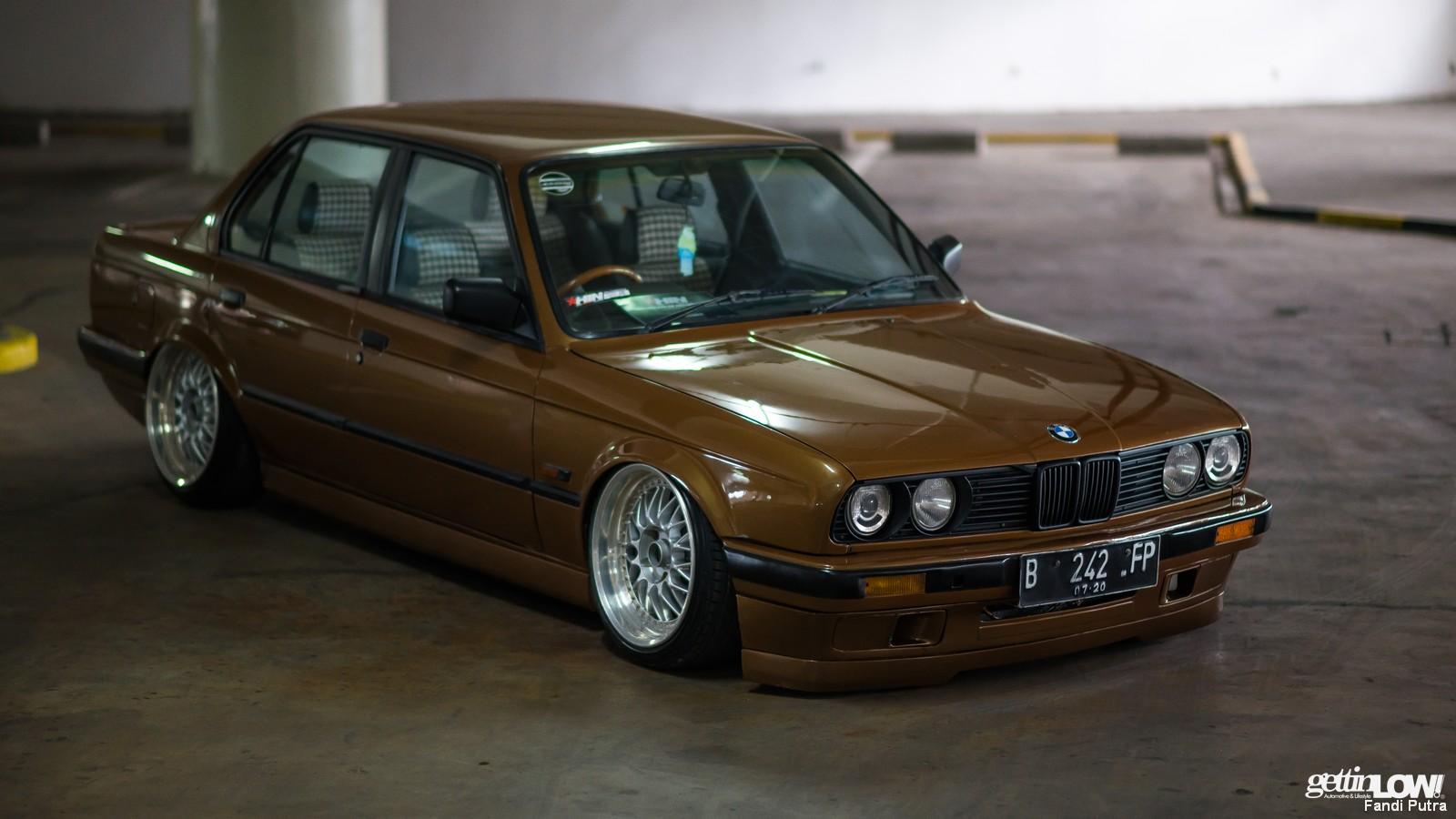 Tataq Andhika BMW E30 1991