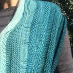 Ombre Textured cowl