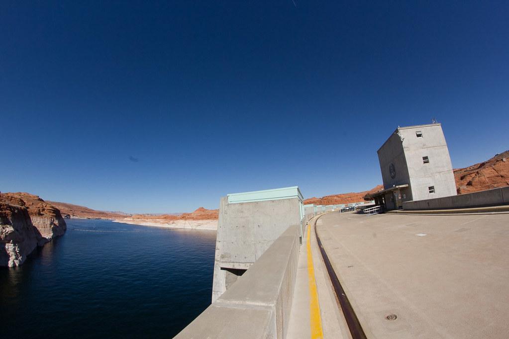 Glen Canyon Dam Tour