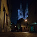 Kölner Dom, nachts by yatofoto
