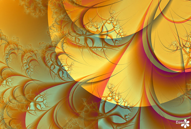 Sunset Fabric