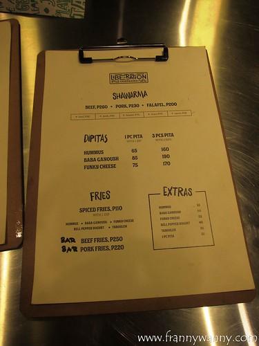 liberation shawarma 2