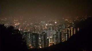 201501 HK100 街の夜景