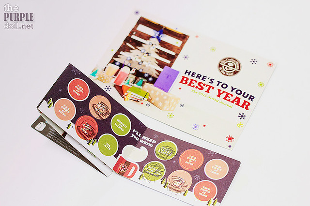 CBTL Giving Journal 2015 Stamp Card