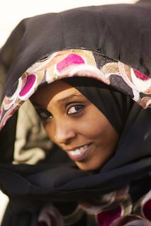 Afar Girl, Djibouti