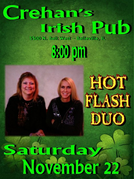 Hot Flash 11-22-14