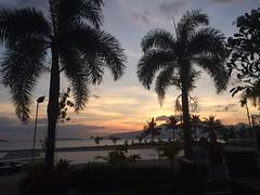 Subic Bay sunset Dec 17 2014