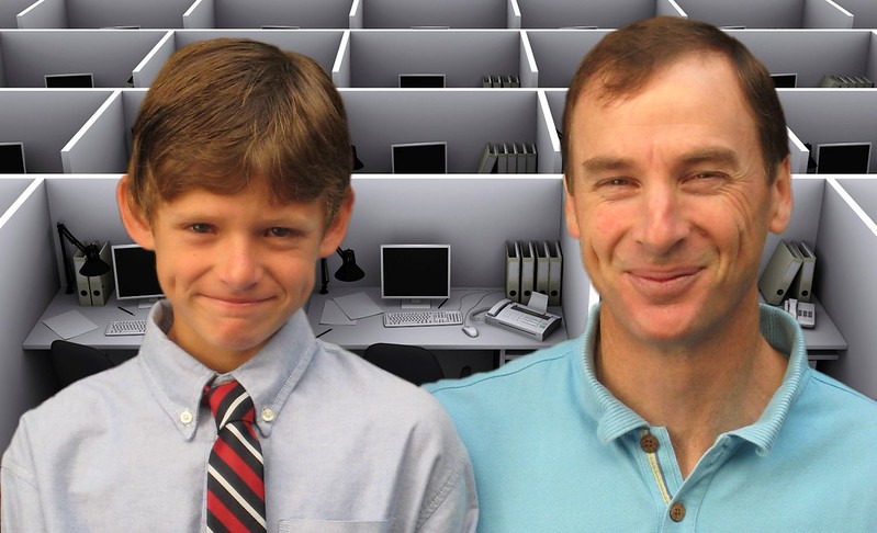 Help Your Kid Escape from Cubicle Nation