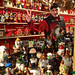 Another Nutcracker vendor at Vancouver Christmas Market 2014