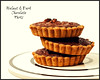 Walnut & Dark Chocolate Tarts
