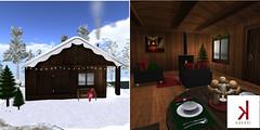 Kaerri Christmas Cabin
