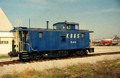 KBS 548 at Donovan, IL
