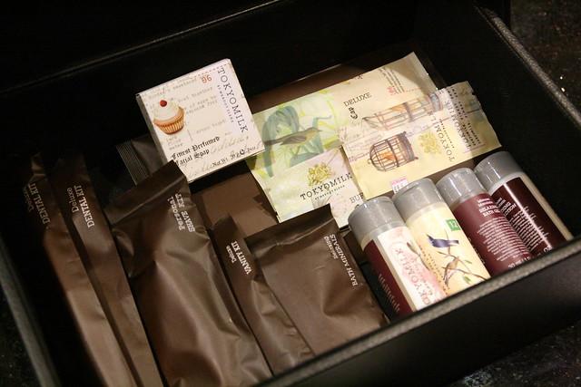 Tokyo Milk toiletries