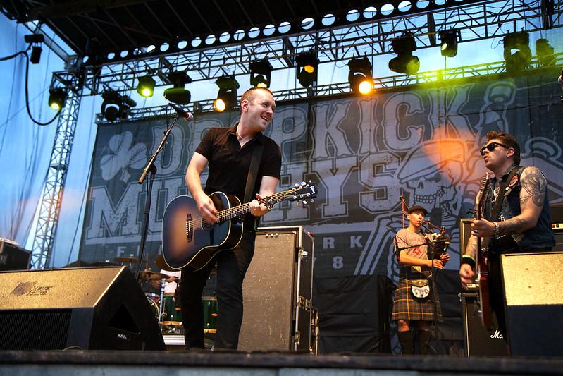 Riot Fest Denver 2014 - Dropkick Murphys